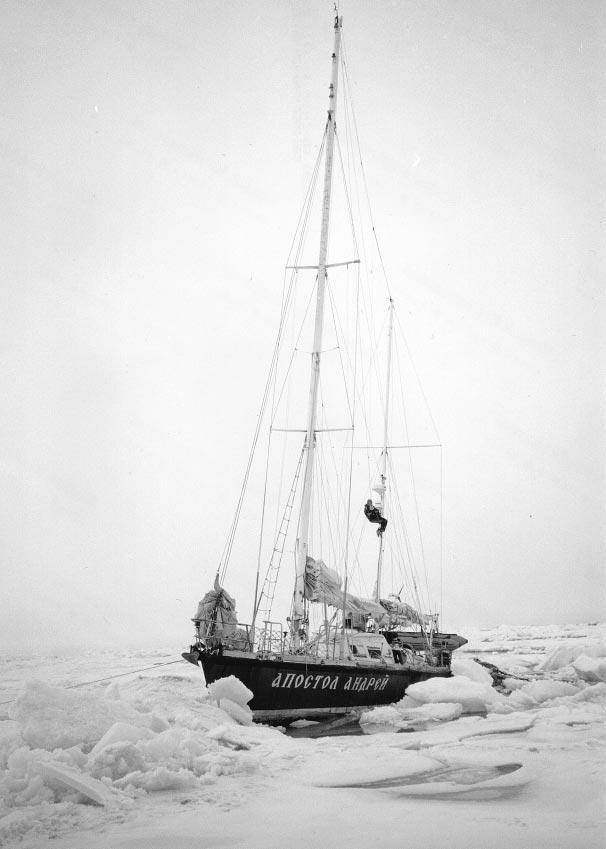 Яхта Апостол Андрей