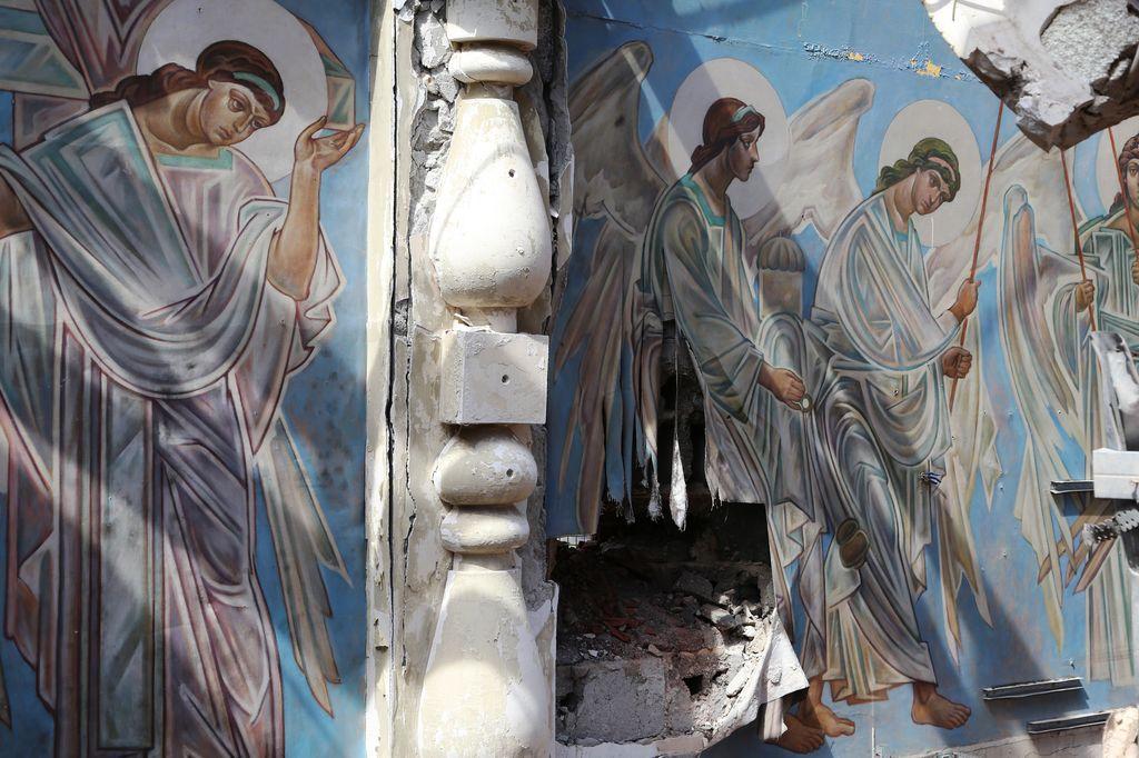 История Свято-Иверского Донецкого монастыря